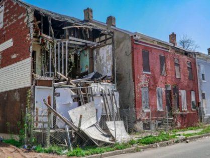 Wrecking ball will demolish 100 abandoned buildings in Trenton