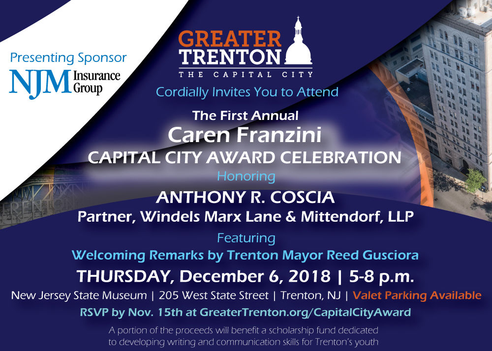 The Caren Franzini Award Celebration Sponsors