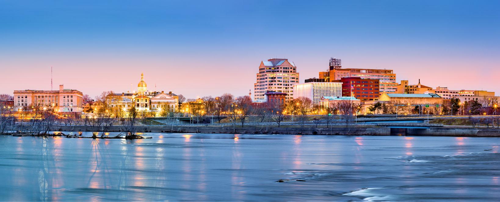 New Jersey's Capital City