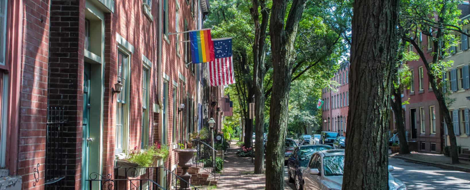 Attractive Neighborhoods