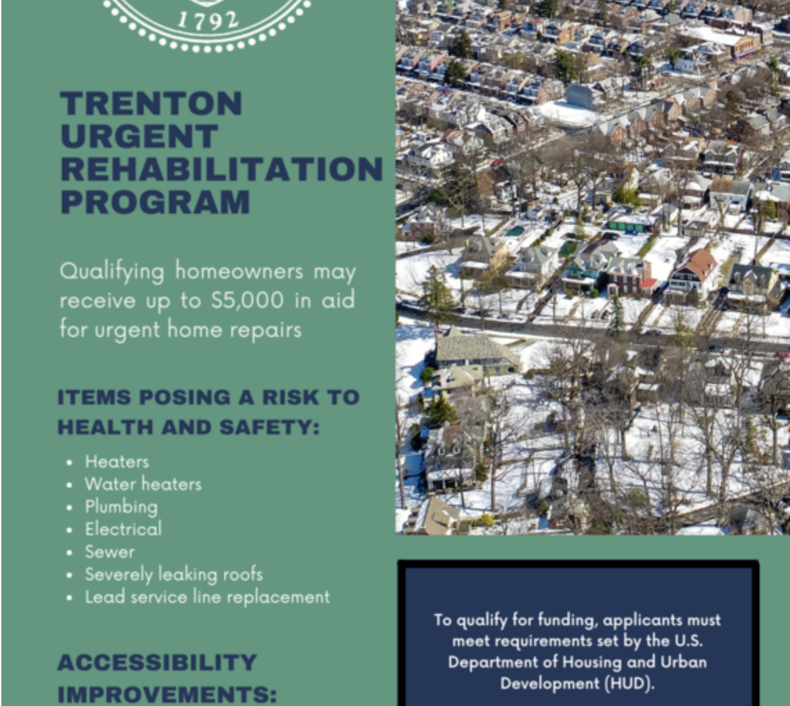 Grant Program to Finance Emergency Repairs, Improve Accessibility